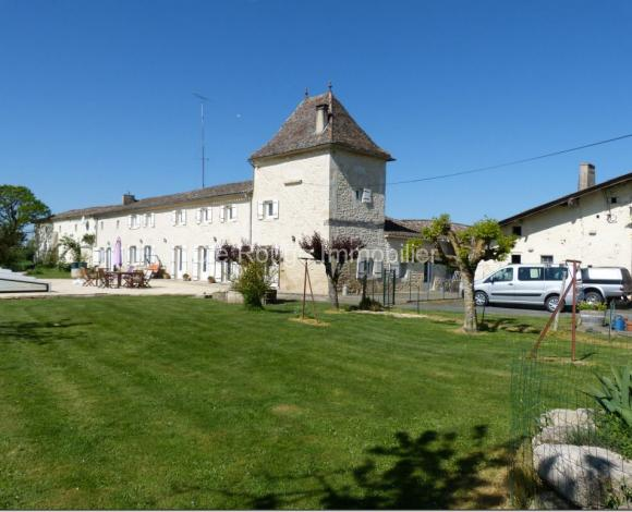 Property for Sale - With Gite/s - monsegur
