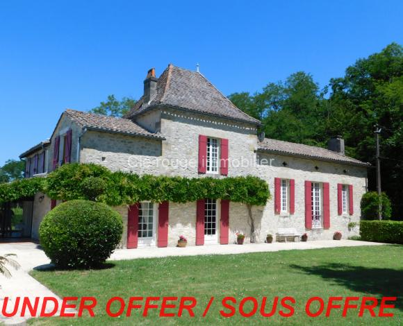 Property for Sale - House - gensac