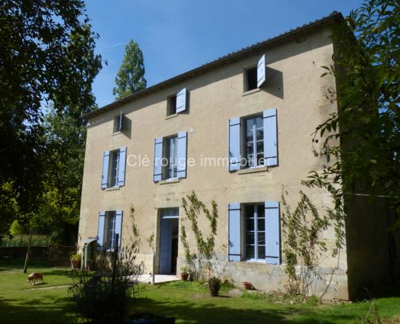 Property for Sale - Maison de Maitre - monsegur