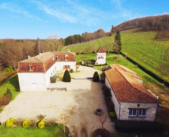 Property for Sale - With Gite/s - pellegrue