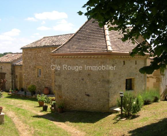 Property for Sale - With Gite/s - monflanquin
